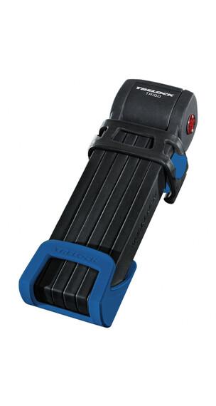 Trelock FS 200/75 TWO.GO - Candado de cable - 75 cm azul